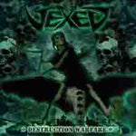 Vexed (2) - Destruction Warfare (CD, Album, Enh, Ltd) (NM or M-)