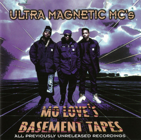 Ultramagnetic MC's - Mo Love's Basement Tapes (CD, Comp, P/Unofficial) (NM or M-)