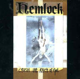 Hemlock (4) - Crush The Race Of God (CD, MiniAlbum) (VG+)