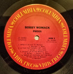 Bobby Womack - Pieces (LP, Album) (G+)