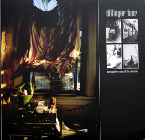 Dillinger Four : Midwestern Songs Of The Americas (CD, Album)