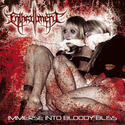 Enthrallment - Immerse Into Bloody Bliss (CD, Album) (NM or M-)