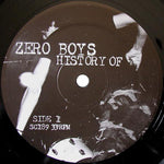 Zero Boys - History Of (LP, Comp, RM) (NM or M-)