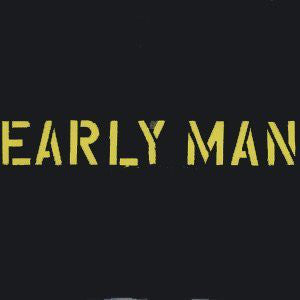 Early Man - Death Is The Answer (12`, Promo) (VG+)