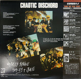 Chaotic Dischord - Live In New York (LP, Album, Promo) (NM or M-)