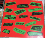 Various - Never Mind The Sex Pistols Here's The Tribute (CD, Comp) (M)