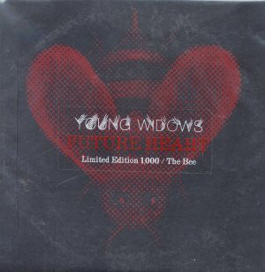 "Young Widows - Future Heart (7"", Single, Ltd, Bee) (NM or M-)"
