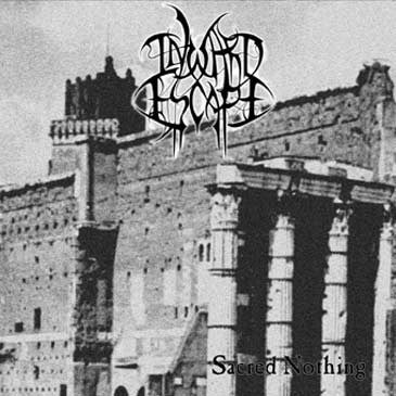 Inward Escape - Sacred Nothing (2xCD, Album) (NM or M-)