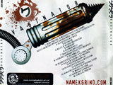 Namek - Vaginator (CD, Album) (VG+)
