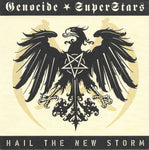Genocide SuperStars - Hail The New Storm (CD, Album, RE) (NM or M-)