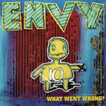 Envy (4) - What Went Wrong (LP, Gol) (VG+)