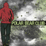 "Polar Bear Club - The View, The Life (7"", EP, Ltd, Red) (NM or M-)"