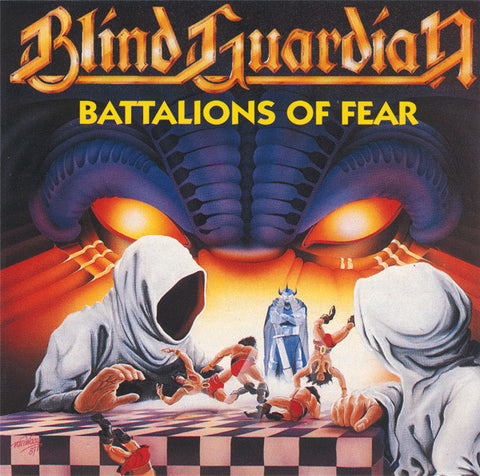 Blind Guardian - Battalions Of Fear (CD, Album) (NM or M-)