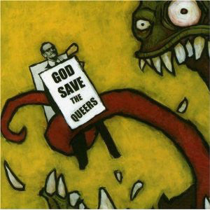Various : God Save The Queers: A Tribute To The Queers (CD, Comp)
