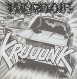 Mindflair / Suppository - Kruuunk / Bound To Be Numbered (10`, Ltd) (VG+)