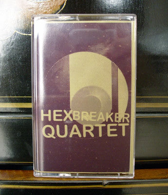 Hex Breaker Quartet - Method For Astral Amelioration (Cass, Album, Ltd, C30) (VG+)