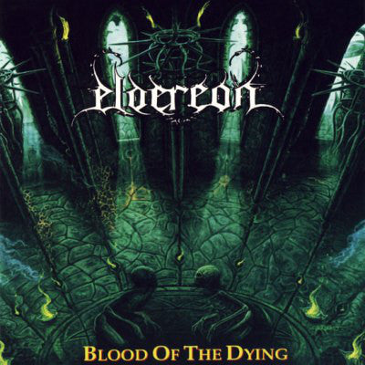 Eldereon - Blood Of The Dying (CD, Album) (VG+)