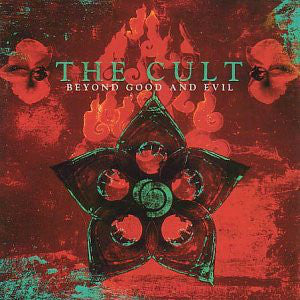The Cult - Beyond Good And Evil (CD, Album) (VG+)