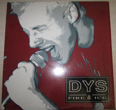DYS - Fire & Ice (LP, Album, RE, RM) (VG+)