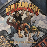 New Found Glory - Tip Of The Iceberg (7`, Whi) (VG+)