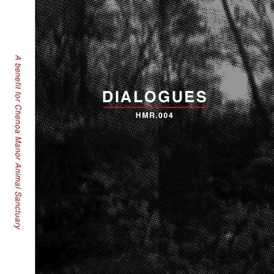 Various - Dialogues: A Benefit Compilation For Chenoa Manor Animal Sanctuary (Cass, Comp, Red) (NM or M-)