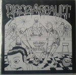 Disco Assault - Saturday Night Bleeder Ep (7`, EP) (VG+)