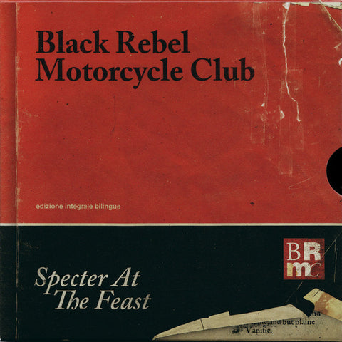 Black Rebel Motorcycle Club - Specter At The Feast (CD, Album) (VG+)
