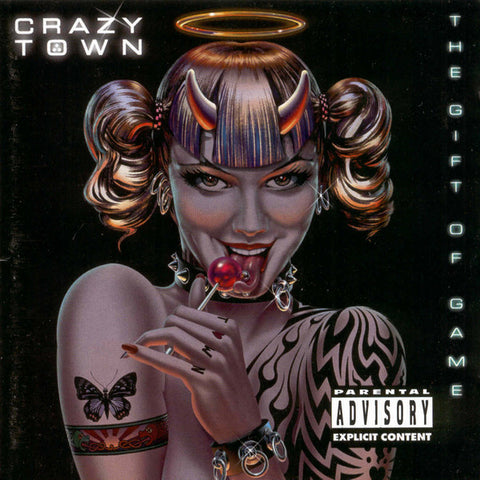 Crazy Town - The Gift Of Game (CD, Album) (NM or M-)