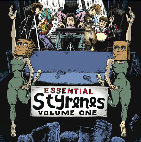 "The Styrenes - Essential Styrenes Volume One 1975-1979 (2x7"", EP, Comp, RM, Gat) (NM or M-)"