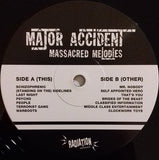 Major Accident - Massacred Melodies (LP, Album, RE) (NM or M-)