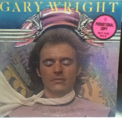 Gary Wright - The Dream Weaver (LP, Album, Promo) (VG+)