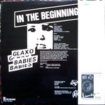 Glaxo Babies - In The Beginning (LP, Comp) (VG+)