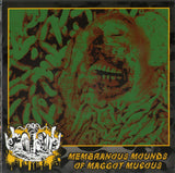 Decomposing Serenity / Vomitoma - Taste Of Tears And Violins As I Gnaw Your Eyelids / Membranous Mounds Of Maggot Mucous (CD, Album) (NM or M-)