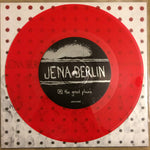 "Jena Berlin - This Is Yours As Much As It Is Mine (7"", Single, Ltd, Red) (VG+)"