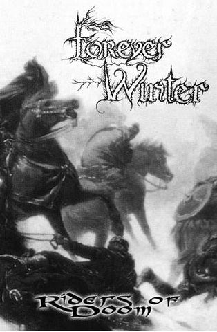 Forever Winter - Riders Of Doom (Cass, Album, Ltd, Num) (VG+)