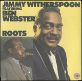 Jimmy Witherspoon Featuring Ben Webster - Roots (LP, Album, RE) (VG+)
