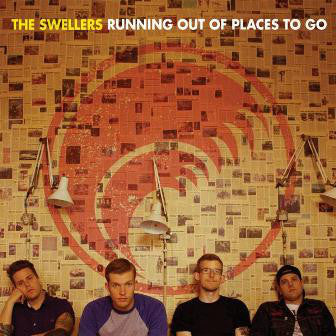 "The Swellers - Running Out Of Places To Go (10"", EP, Cok) (NM or M-)"