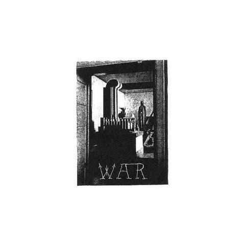 War (14) - More Days (LP, Album, Ltd, Whi) (VG+)