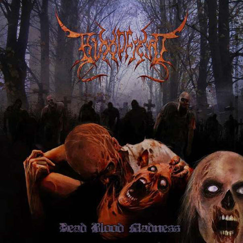 Bloodfiend - Dead Blood Madness (CD) (M)