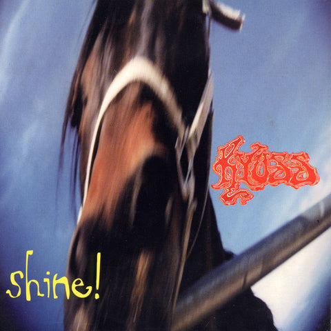 "Kyuss / Wool (2) : Shine! / Short Term Memory Loss (7"")"