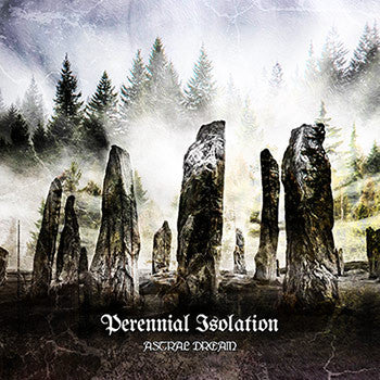 Perennial Isolation - Astral Dream (CD, Album, Ltd) (VG+)