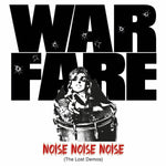 Warfare (2) - Noise, Noise, Noise (The Lost Demos) (LP, Comp, red) (NM or M-)