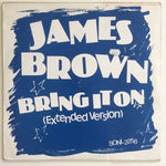 "James Brown : Bring It On ... Bring It On (12"")"