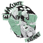 Evacuate - Blood Money (LP, Whi) (NM or M-)