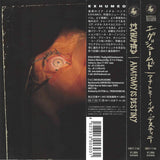 Exhumed - Anatomy Is Destiny (CD, Album) (VG+)