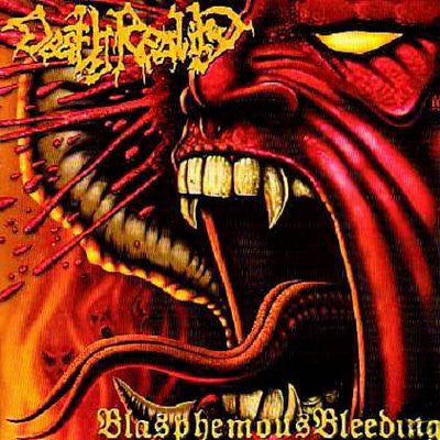Death Reality - Blasphemous Bleeding (CD, Album) (NM or M-)