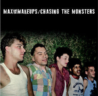 Max And The Makeups - Chasing The Monsters (LP, Comp) (VG+)