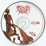 Bloodwork (3) - Just Let Me Rot (CD, Album) (NM or M-)