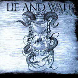 Lie And Wait - Led Astray (12`, S/Sided, Whi) (VG+)