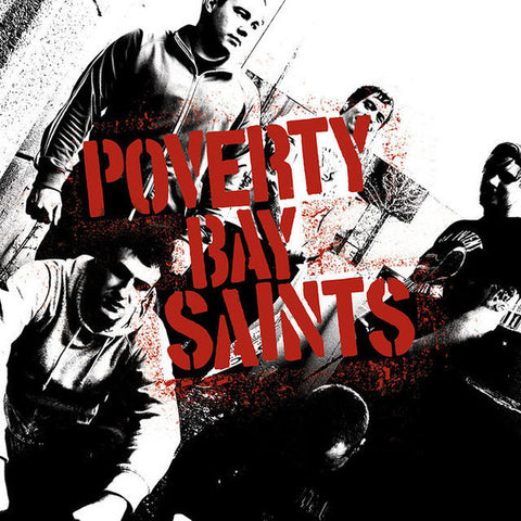 "Poverty Bay Saints - Poverty Bay Saints (7"", Whi) (NM or M-)"